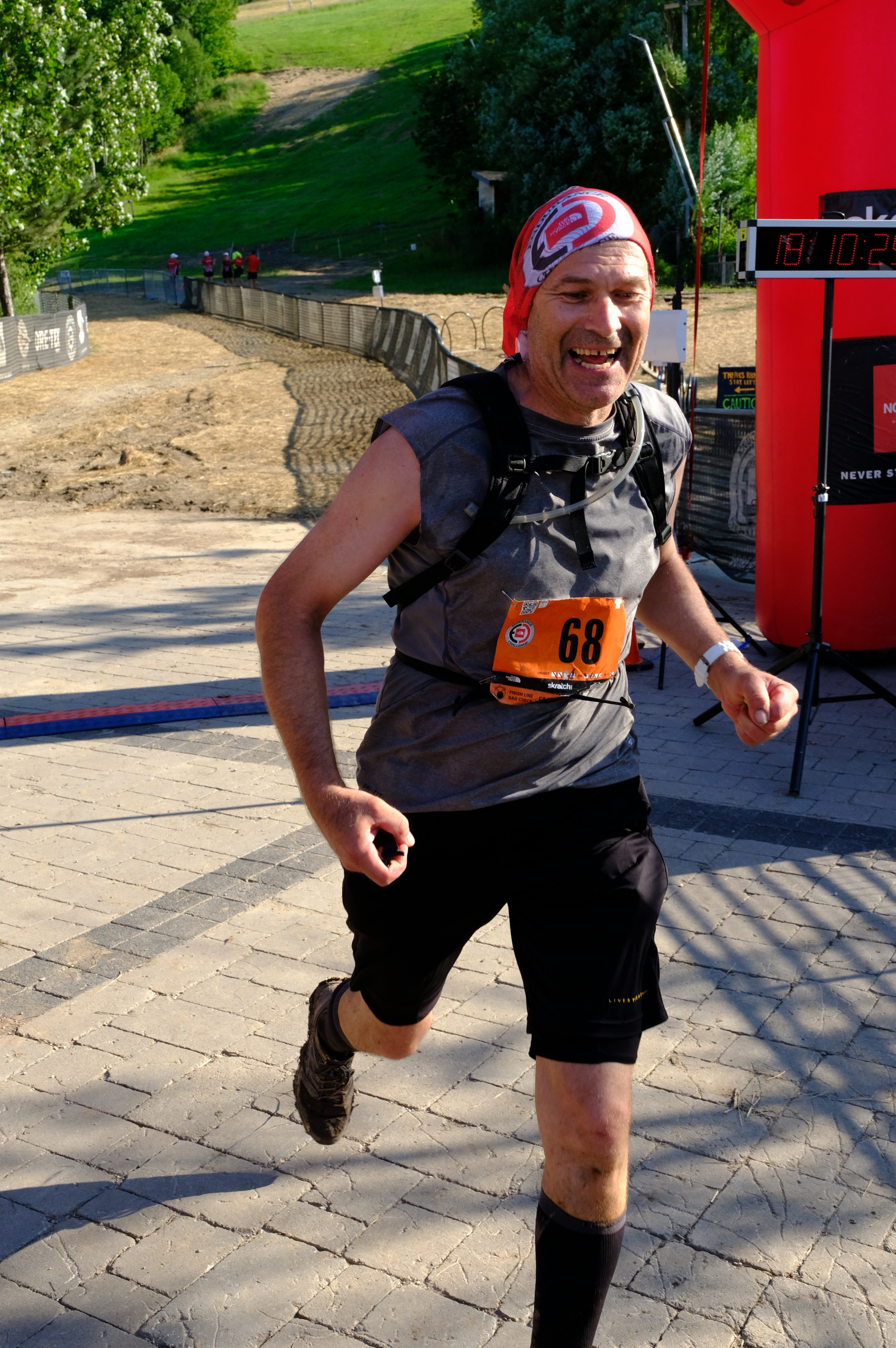 Running On A Very Fine Line….My First 50 Mile Ultra