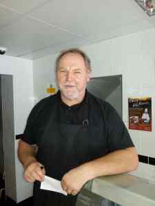 Darren Taylor, owner of Taylors of Shipston The Butcher