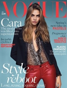 Vogue January 2015