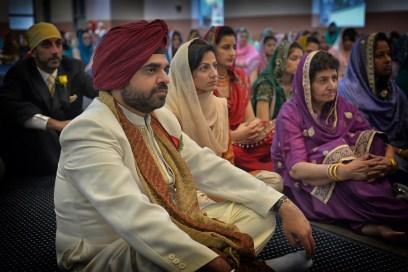 Bramptons Sikh Wedding in Brampton with The Empire Grand