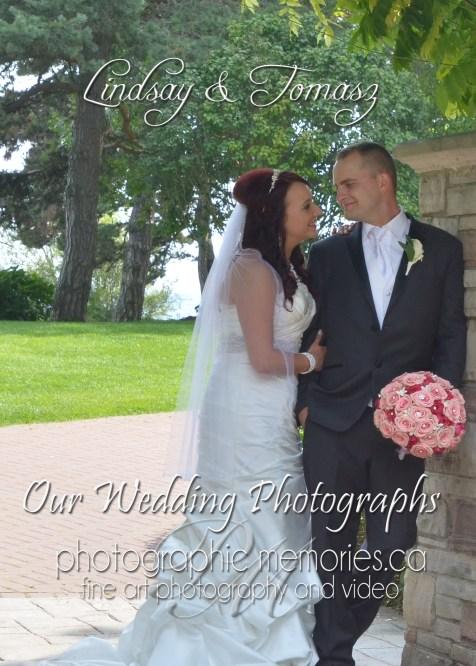 Lindsay & Tomasz wed