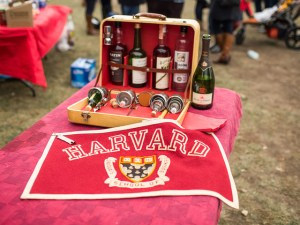Tailgating Old Money Style