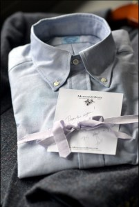 OMB Blog - Mercer Shirt
