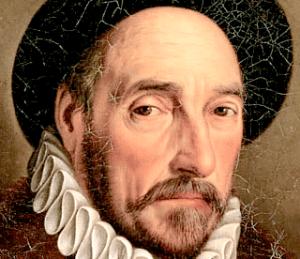 """Michel de Montaigne. His """"Essays"""" are worth a read."""