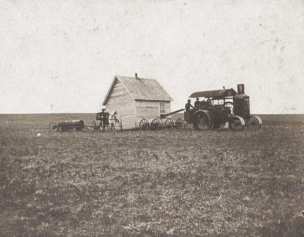 1908. Rumley Oil Pull