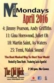 M-Factor April 2016 poster