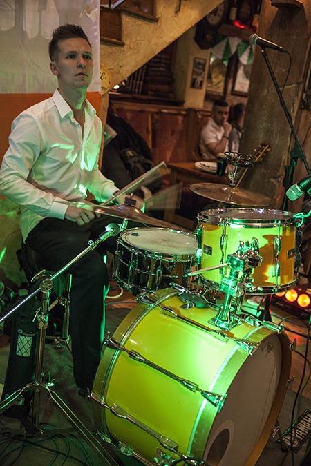 450 midnight drummer