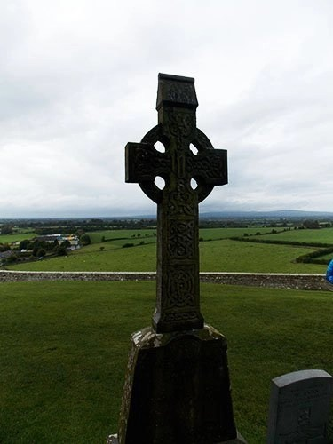 Rock of Cashel - Celtic Cross