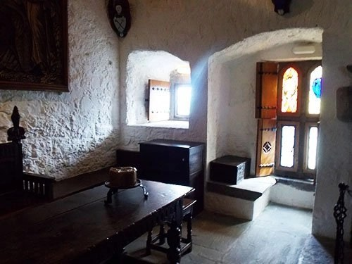 Reconstructed Guards Chamber