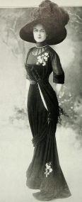 Les Modes (Paris) November 1909
