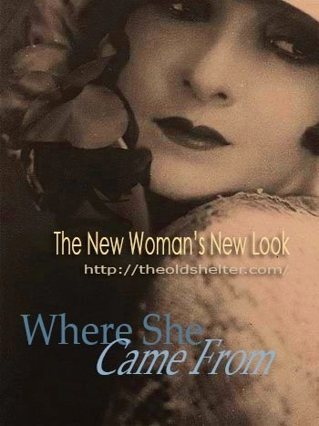 Where She Came From (The New Woman's New Look Series)