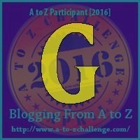 G - Great Migration (AtoZ Challenge 2016)