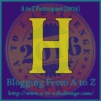 H - Honky Tonk (AtoZ Challenge 2016)