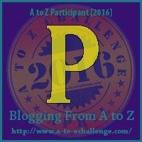 P - Primitivism (AtoZ Challenge 2016)