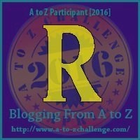 R - Race Records (AtoZ Challenge 2016)