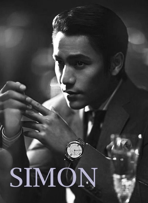 SIMON - The dreams fueled my desires and I follow them willingly - I remember the dreams. Strange dreams that would visit me every night. They inspired me