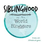 The Siblinghood of the World Bloggers Tag