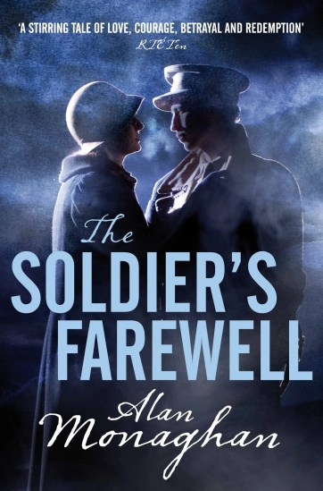 A soldier's farawell