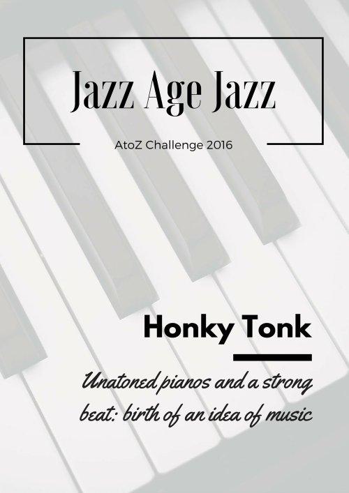 Jazz Age Jazz - Honky Tonk