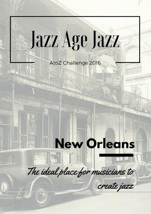Jazz Age Jazz - New Orleans