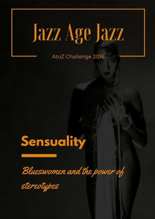 Jazz Age Jazz - Sensuality blueswoman