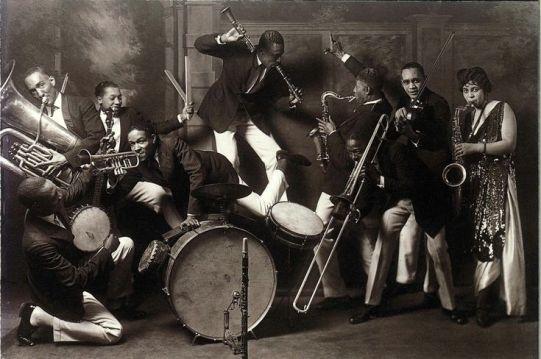 St Louis Cotton Club Band (Missouri 1925)