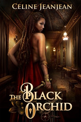 The Black Orchid (Celine JeanJean)