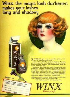Winx Waterproof Mascara, May 1925