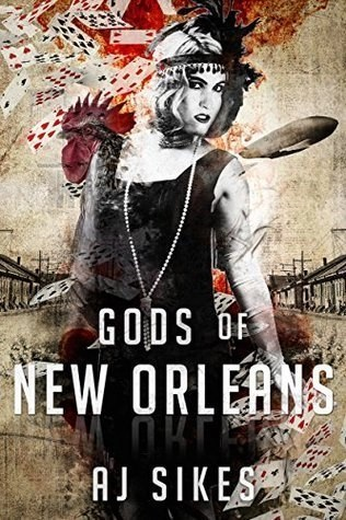 GODS OF NEW ORLEANS (AJ Sikes) AFter feeing the terrible event occured in Chicago, Emma Farnsworth arrives with his little crew in New Orleans, where Eddie has promised her everything will be fine. Things turn out to be quite different