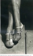 1920s decorated stockings - Decorating one's stockings was common enough int he Twenties