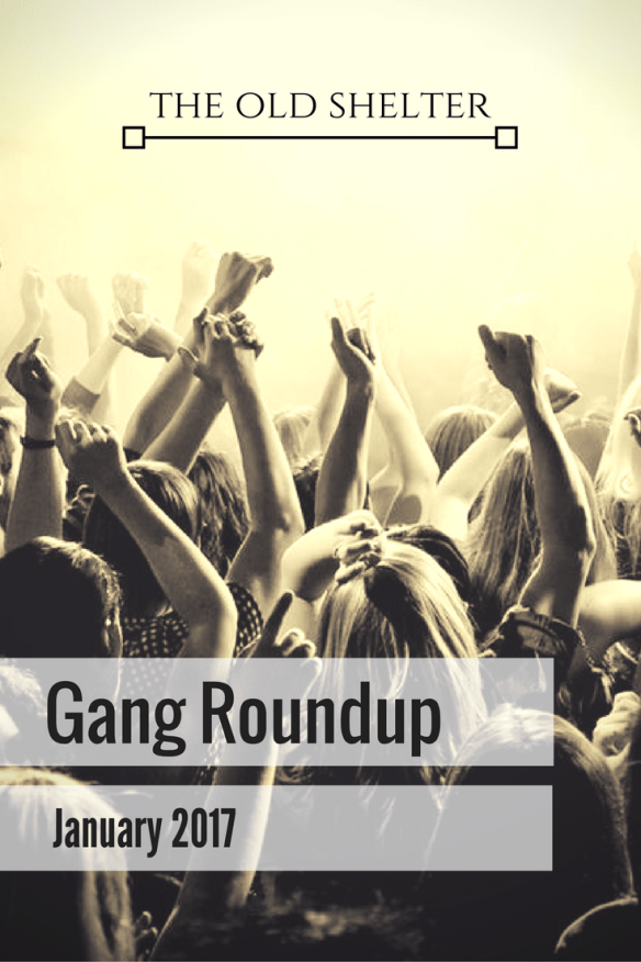 Gang Roundup - January 2017 - What's happening around the net involving dieselpunk, 1920s and noir