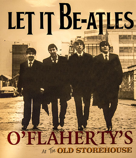 O'Flaherty's at The Old Storehouse, Temple Bar