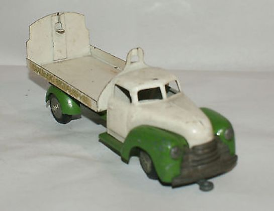12 53517 Car Truck Tires For Sale Ebay >> Rare Tekno Carlsberg Tin And Diecast Delivery Truck The Old Toy