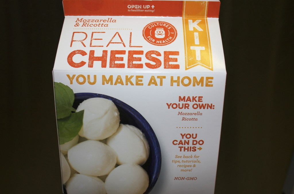 Culture for Health's Cheese Making Kit