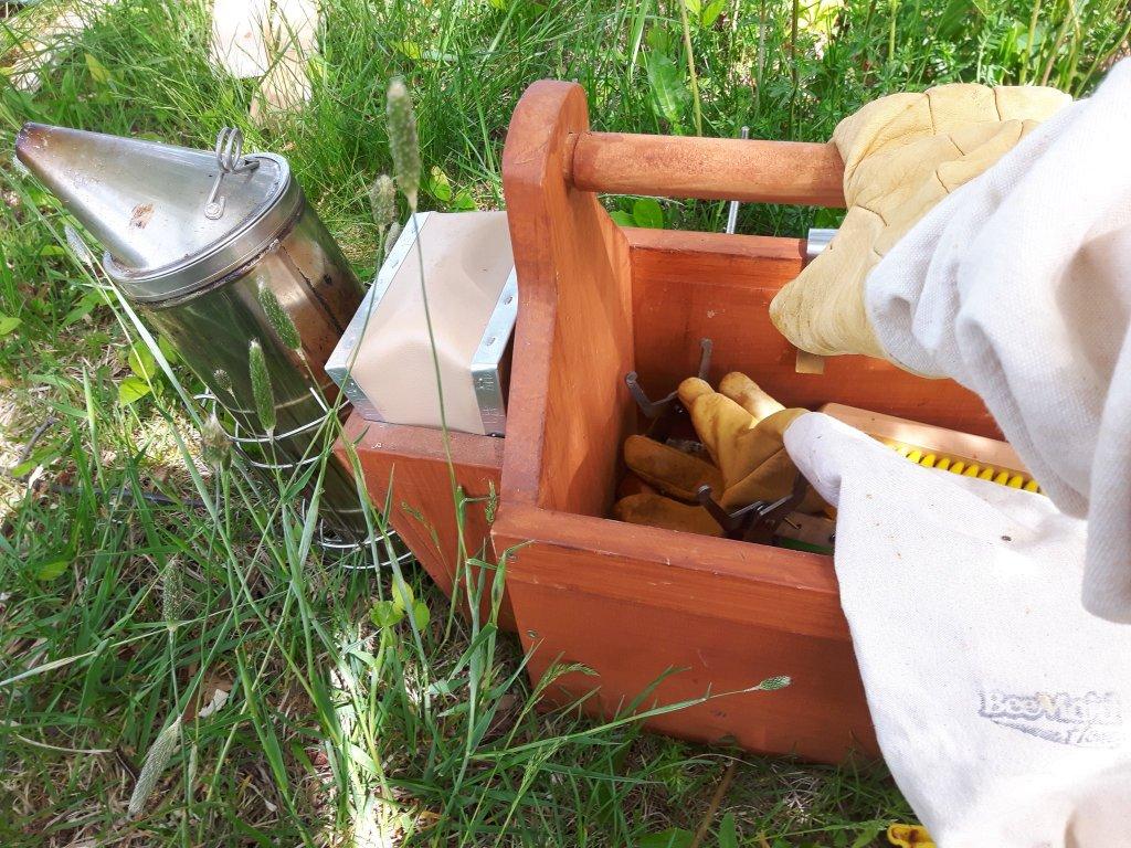 Beekeeper's toolbox