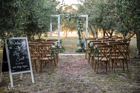 Ceremony Olive Grove