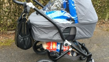 Britax B Ready Pushchair Review The Oliver S Madhouse