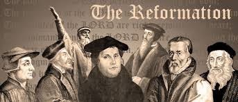 #15 – Luther, Zwingli, Calvin…. and many more