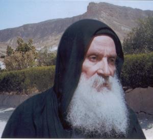 """Fr. Matta El-Meskeen """"Matthew the Poor"""" fromEgypt"""