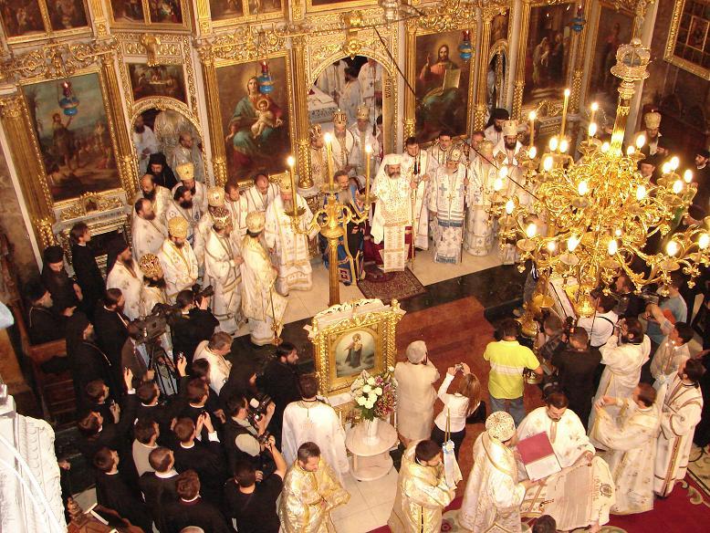 sinod-intronizare