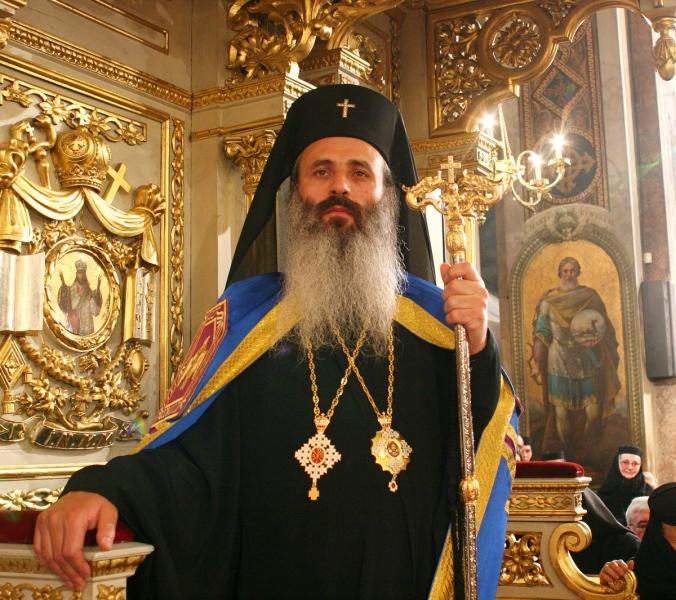 ips teofan mitropolitul moldovei si bucovinei intronat
