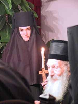 Patriarch Pavle candle