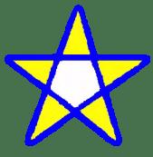 Pentagram For Education In Human Values