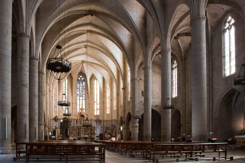 Cathedral Of Calahorra, Spain