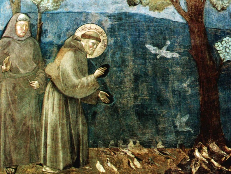 Giotto: St. Francis of Assisi