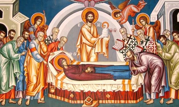 聖母長眠紀念日:儀式禱文 Dormition Service