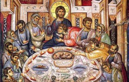 聖週四 Holy Thursday