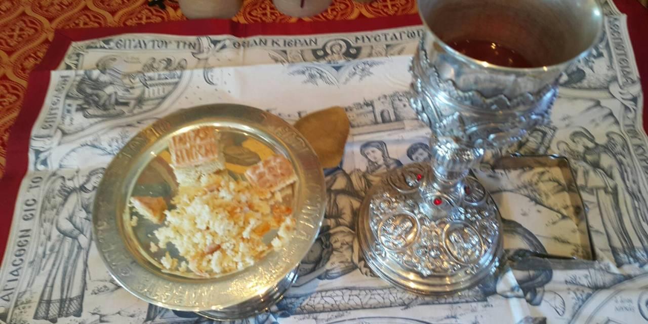 聖餐:生命的食糧 The Food of Life—Holy Communion & Baptism