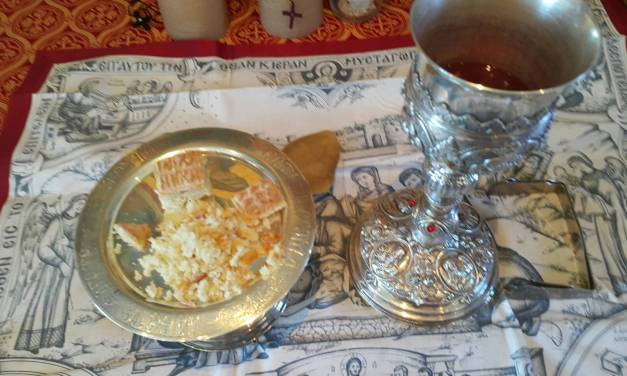 聖餐:生命的食糧 The Food of Life—Holy Communion & Baptism