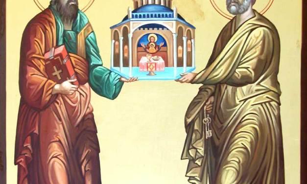 使徒聖彼得與聖保羅紀念日 Feast of Saints Peter and Paul